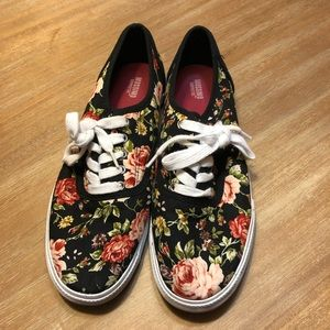 Floral Casual Sneakers